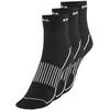 Endura Coolmax Race II Socken 3 Pack Schwarz